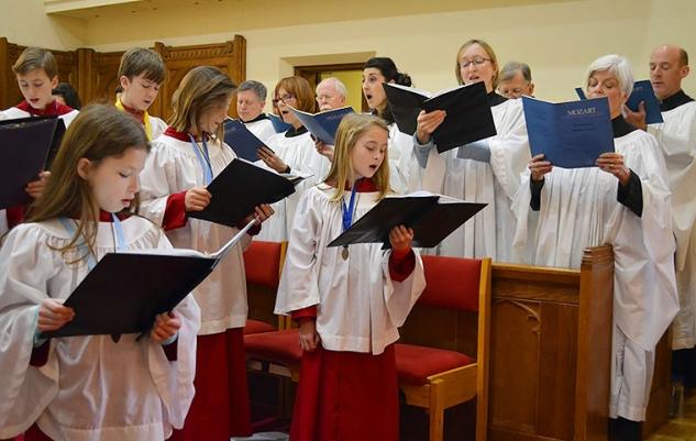 Choir & Choristers | Christ Church Rockville